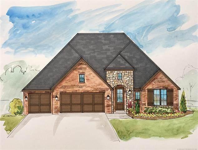 16818 E 43rd Street S, Tulsa, OK 74134 (MLS #2035889) :: Hometown Home & Ranch