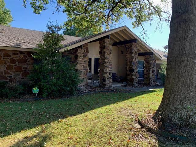 312 SE 17th Street, Pryor, OK 74361 (MLS #2035901) :: Hometown Home & Ranch