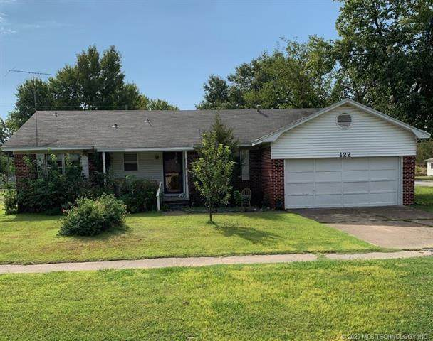 122 E Commercial Street N, Inola, OK 74036 (MLS #2035906) :: RE/MAX T-town