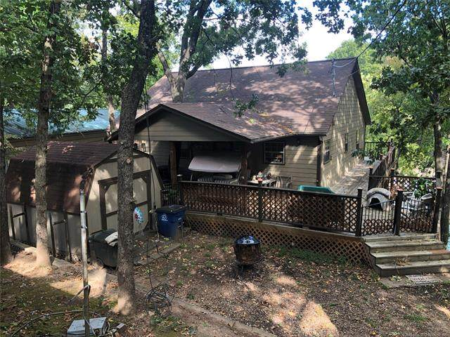 1314 Southpointe, Eucha, OK 74342 (MLS #2035946) :: Hopper Group at RE/MAX Results