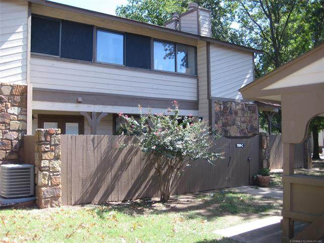 7909 E 66th Street C, Tulsa, OK 74133 (MLS #2035955) :: RE/MAX T-town