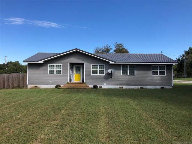 500 E Lee Avenue E #1, Fitzhugh, OK 74825 (MLS #2035964) :: Active Real Estate