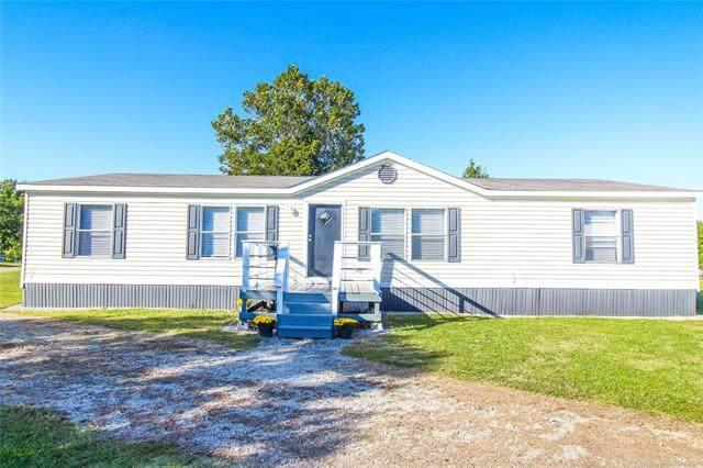 131 Chickasha, Canadian, OK 74425 (MLS #2035967) :: Hometown Home & Ranch