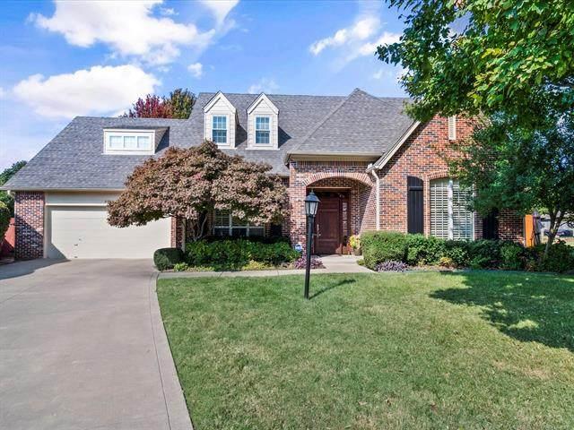 8308 S 71st East Avenue, Tulsa, OK 74133 (MLS #2035988) :: Active Real Estate