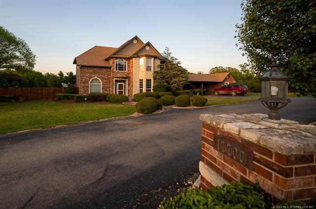 17700 County Road 3518, Ada, OK 74820 (MLS #2036042) :: Active Real Estate