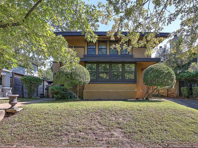 1639 S Carson Avenue, Tulsa, OK 74119 (MLS #2036112) :: Active Real Estate