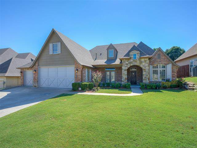 122 E 124th Street S, Jenks, OK 74037 (MLS #2036120) :: Active Real Estate