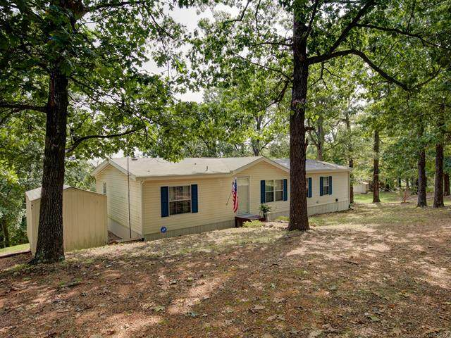 672 Mountain Ash Avenue, Eucha, OK 74342 (MLS #2036145) :: Active Real Estate