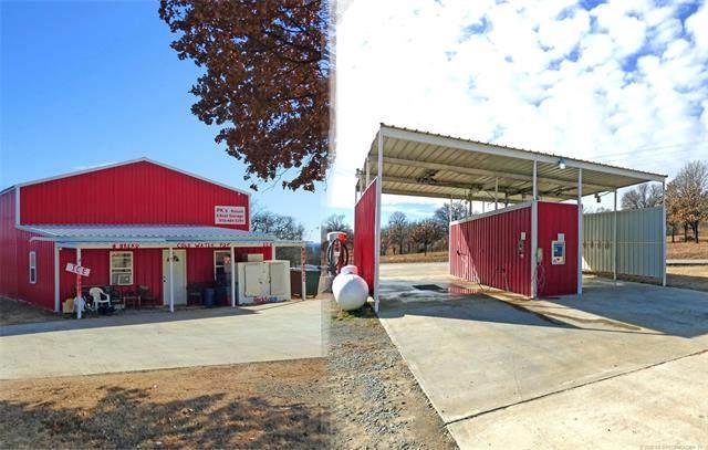 114677 S 4295 Road, Porum, OK 74455 (MLS #2036229) :: RE/MAX T-town