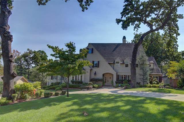 1818 E 43rd Street, Tulsa, OK 74105 (MLS #2036254) :: Active Real Estate