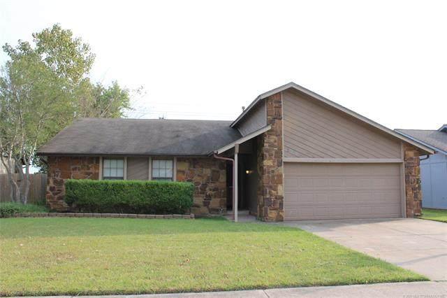 2809 W Houston Place, Broken Arrow, OK 74012 (MLS #2036284) :: Hometown Home & Ranch