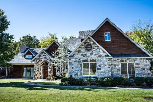220 Waterford Street, Catoosa, OK 74015 (MLS #2036306) :: Hometown Home & Ranch