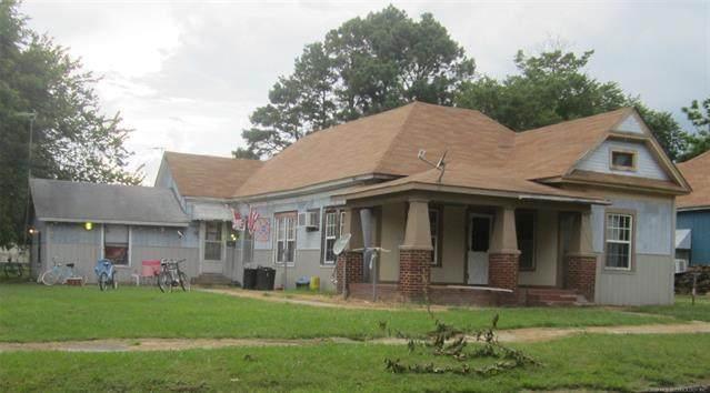 503 NW 2nd Street, Stigler, OK 74462 (MLS #2036327) :: 918HomeTeam - KW Realty Preferred