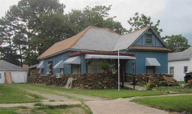 505 NW 2nd Street, Stigler, OK 74462 (MLS #2036328) :: 918HomeTeam - KW Realty Preferred