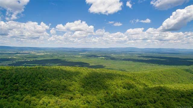 Indian Hwy, Talihina, OK 74571 (MLS #2036403) :: Hometown Home & Ranch