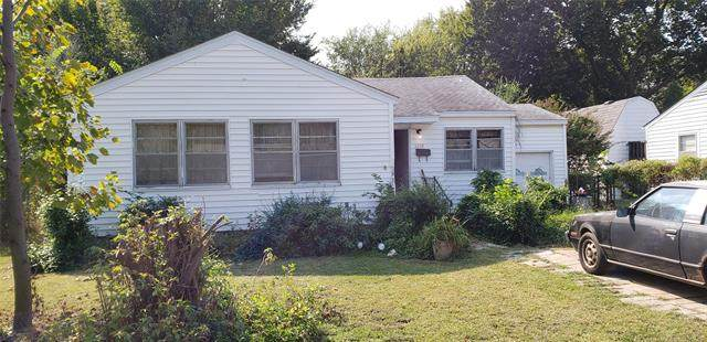 3812 E Woodrow Street, Tulsa, OK 74115 (MLS #2036413) :: Active Real Estate