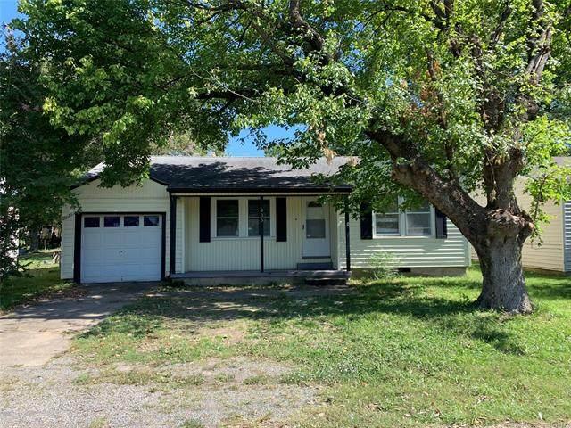 906 N Virginia Street, Muskogee, OK 74403 (MLS #2036431) :: Active Real Estate