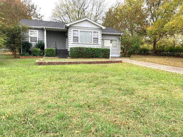 104 E Madison Avenue, Mcalester, OK 74501 (MLS #2036434) :: 918HomeTeam - KW Realty Preferred