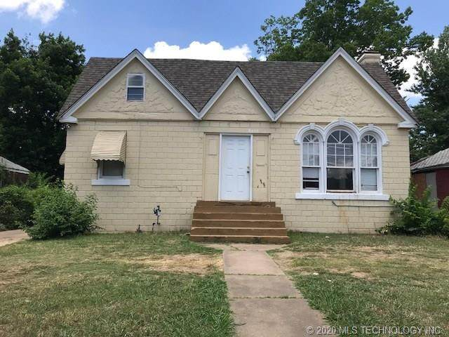 2440 N Boston Place, Tulsa, OK 74106 (MLS #2036447) :: Hometown Home & Ranch