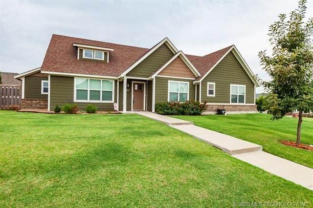 1802 Kaydence Drive, Ardmore, OK 73401 (MLS #2036470) :: 918HomeTeam - KW Realty Preferred