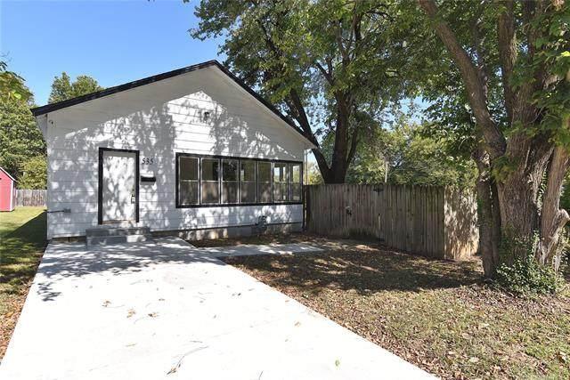 535 E Oak Street, Skiatook, OK 74070 (MLS #2036503) :: Hometown Home & Ranch