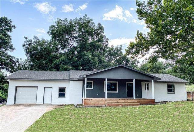 903 E 8th Street, Chandler, OK 74834 (MLS #2036550) :: Active Real Estate