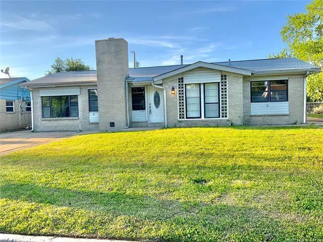 20137 E 2nd Street, Tulsa, OK 74108 (MLS #2036557) :: Active Real Estate