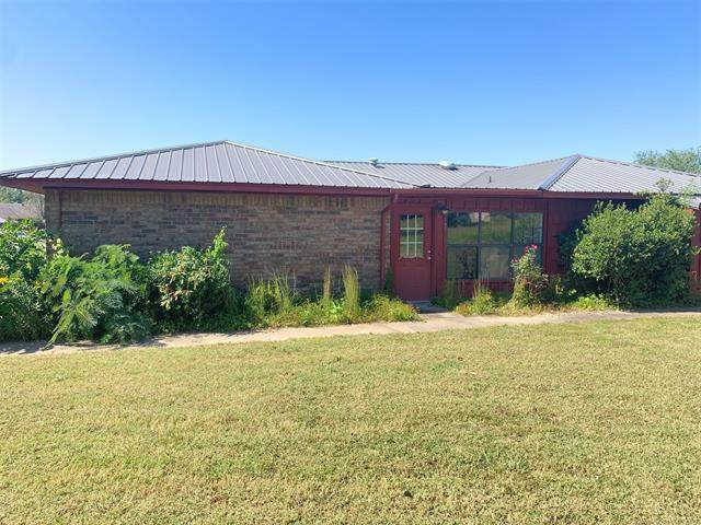 101 Doris #25, Sallisaw, OK 74955 (MLS #2036663) :: 918HomeTeam - KW Realty Preferred