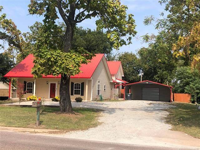 13582 S County Road 1560, Ada, OK 74820 (MLS #2036669) :: Hometown Home & Ranch