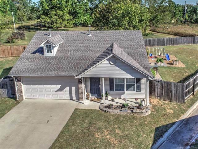 7862 E 132nd Street S, Bixby, OK 74008 (MLS #2036691) :: Active Real Estate