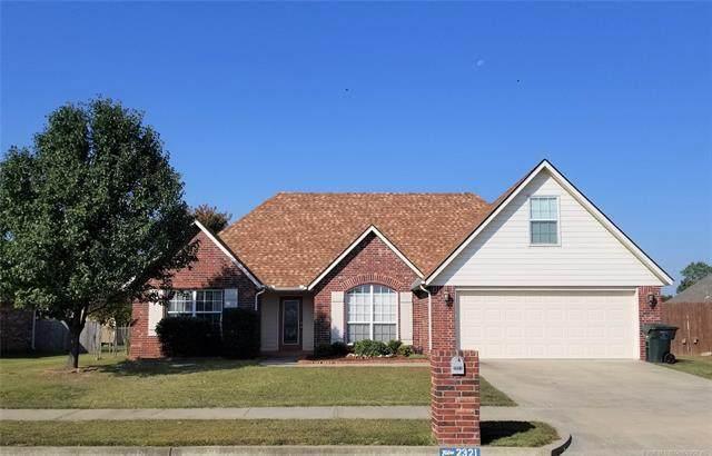 2321 Pheasant Drive, Claremore, OK 74019 (MLS #2036740) :: Active Real Estate