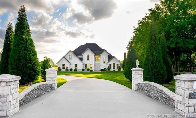 6304 S Ridgeview Road, Owasso, OK 74055 (MLS #2036742) :: Active Real Estate