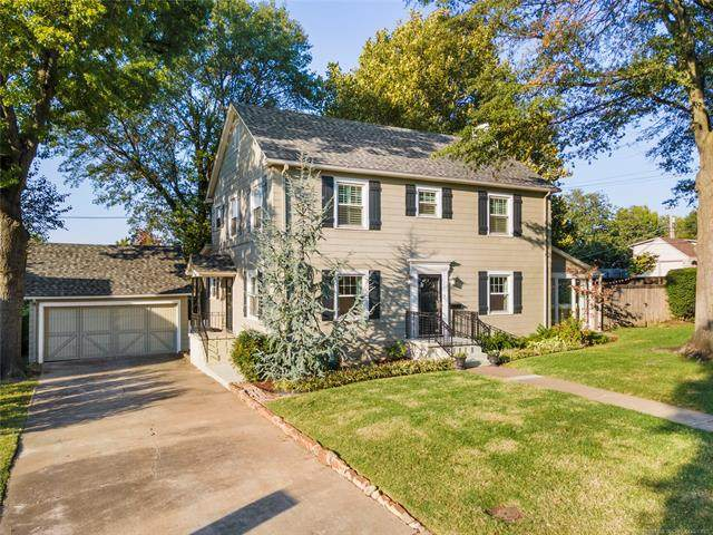 2245 E 22nd Place, Tulsa, OK 74114 (MLS #2036759) :: Active Real Estate
