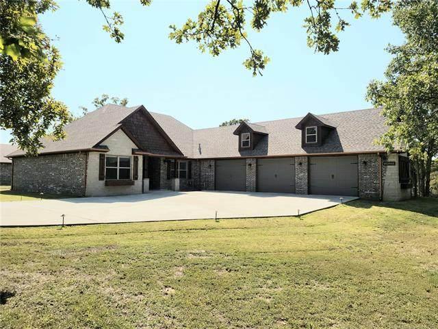 452902 E 953 Road, Vian, OK 74962 (MLS #2036821) :: Hometown Home & Ranch