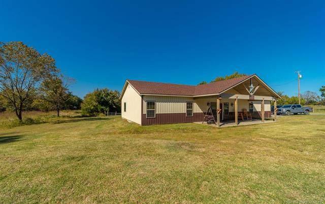43 Woodlawn Drive, Hartshorne, OK 74547 (MLS #2036849) :: Hometown Home & Ranch