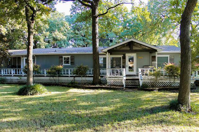 2444 Christopher Drive, Kingston, OK 73439 (MLS #2036913) :: RE/MAX T-town