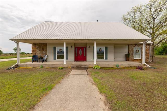 104051 Highway 56 Lane, Okemah, OK 74859 (MLS #2036919) :: Active Real Estate