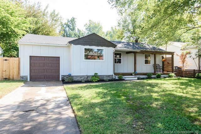 4947 S Quaker Avenue, Tulsa, OK 74105 (MLS #2036930) :: Hometown Home & Ranch