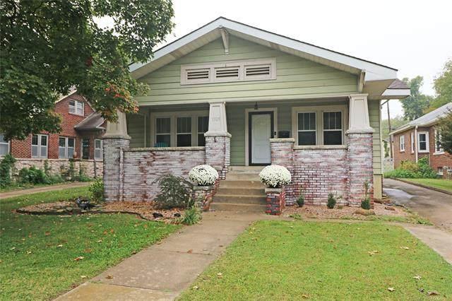 1325 S Cherokee Avenue, Bartlesville, OK 74003 (MLS #2036939) :: Hometown Home & Ranch