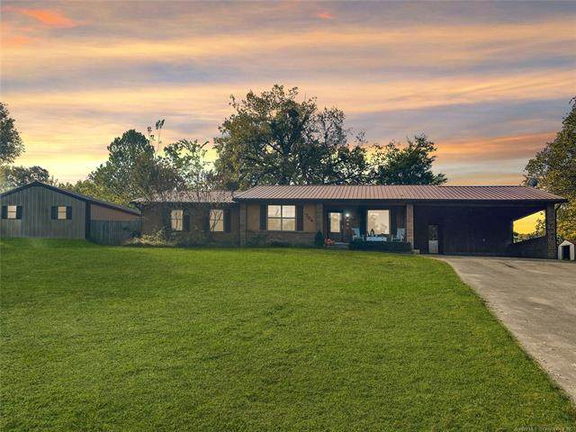 704 S 2nd Street, Haileyville, OK 74546 (MLS #2036948) :: 918HomeTeam - KW Realty Preferred