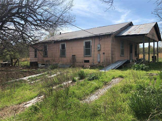 3216 E Wise Road, Mcalester, OK 74501 (MLS #2036968) :: RE/MAX T-town