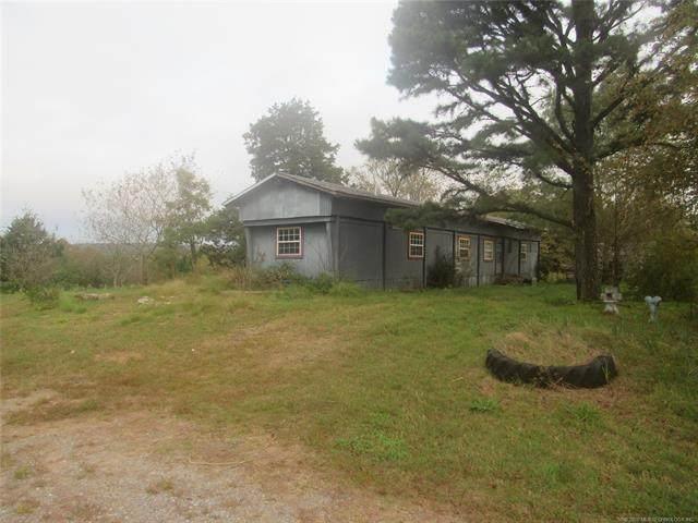 8792 4th Street, Stuart, OK 74570 (MLS #2036989) :: Hometown Home & Ranch