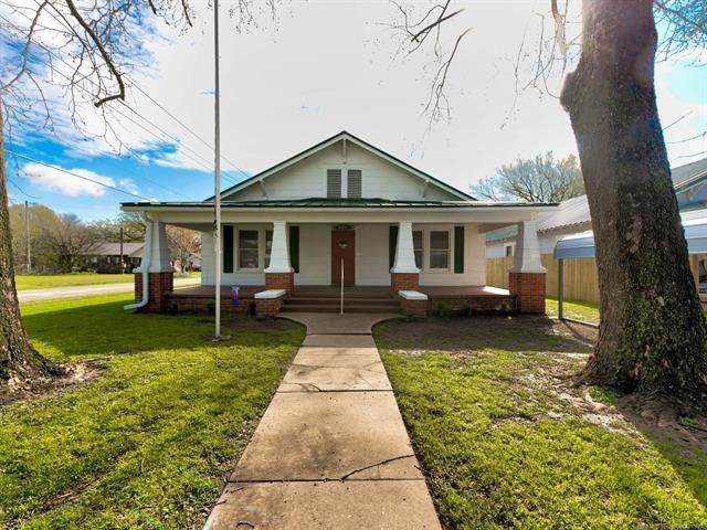 324 N Wood Avenue, Hominy, OK 74035 (MLS #2037010) :: Hometown Home & Ranch