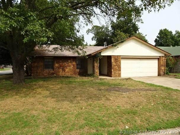 1509 E 68th Place, Tulsa, OK 74136 (MLS #2037050) :: RE/MAX T-town