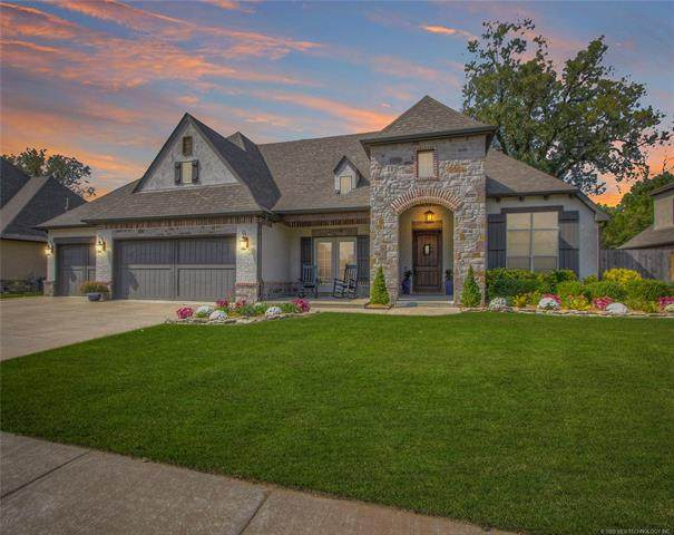 13306 S 65th East Place, Bixby, OK 74008 (MLS #2037055) :: RE/MAX T-town
