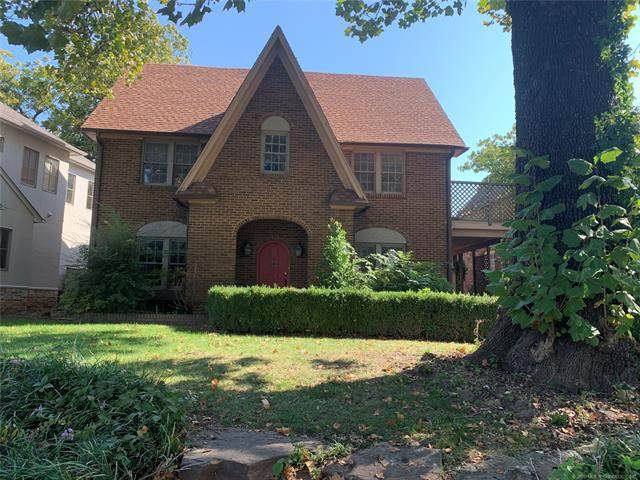 2511 S Cincinnati Avenue, Tulsa, OK 74114 (MLS #2037070) :: 918HomeTeam - KW Realty Preferred
