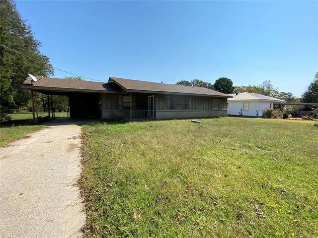 1510 S Indian, Wewoka, OK 74884 (MLS #2037074) :: Hometown Home & Ranch