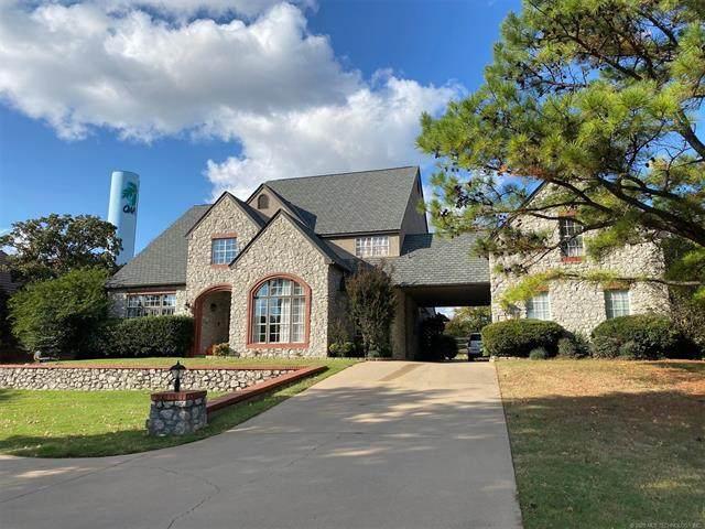 4809 Oak Leaf Drive, Tulsa, OK 74132 (MLS #2037082) :: Active Real Estate