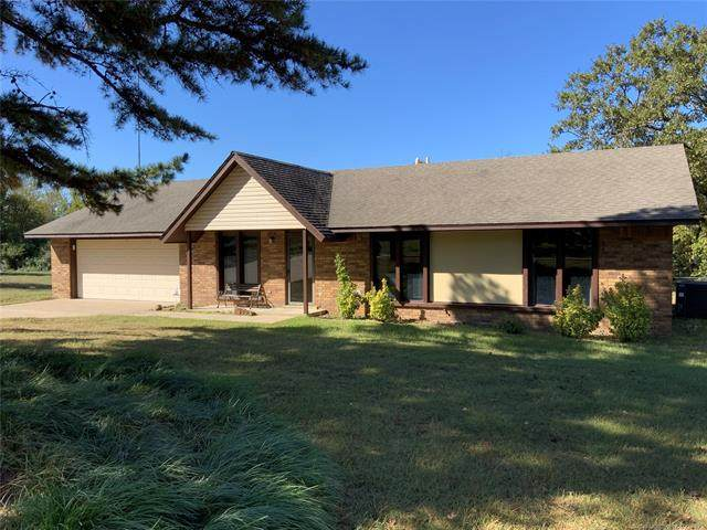 66 S Hieliger Road, Eufaula, OK 74432 (MLS #2037134) :: RE/MAX T-town