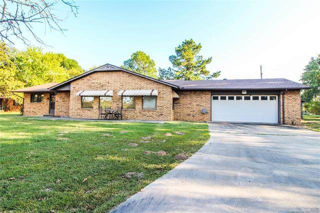 429824 E 1156 Road, Porum, OK 74455 (MLS #2037135) :: 918HomeTeam - KW Realty Preferred